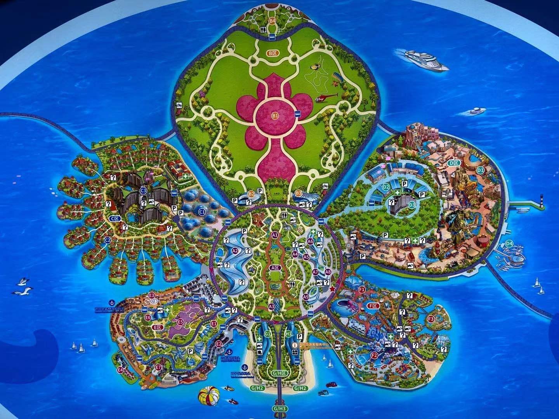 发现海南的美——儋州海花岛