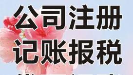 石家庄代理记账报税